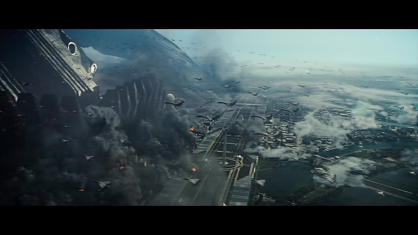 Independence Day: Resurgence/Día de la Independencia: Contraataque