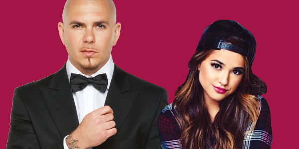 Pitbull y Becky G presentarán el tema oficial de la Copa América Centenario.