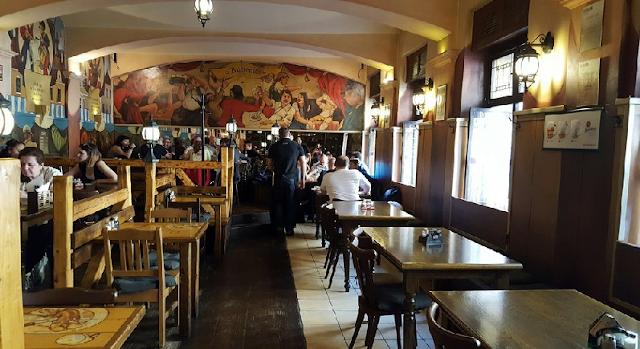 Restaurantes em Praga