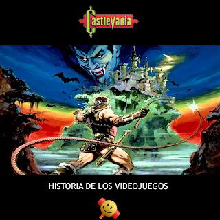 Imagen: Castlevania - Historia de los Videojuegos