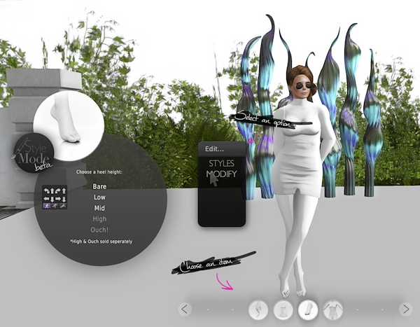 Chic at Phil's Place: The Mesh Project - Full Body Mesh 2