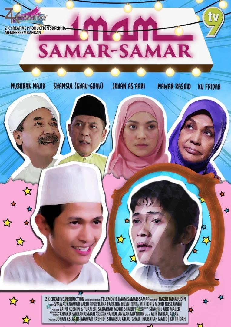 Imam Samar-Samar (TV9)