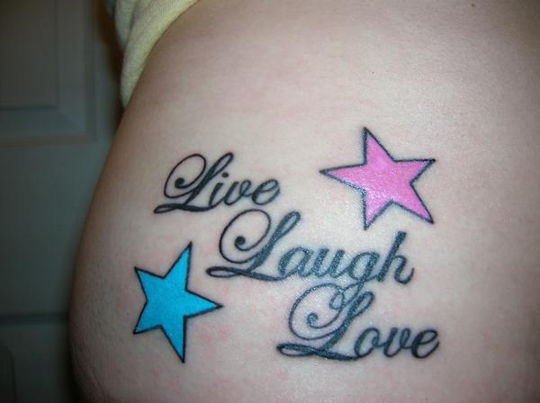 Star Tattoo Designs On Wrist Quotes Cute Tattoos Design Ideas For Girls