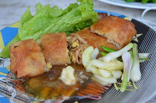 Tempat Wisata Kuliner di Semarang, Lunpia Gang Lombok