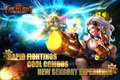 Game Torchlight The Legend Continues Android