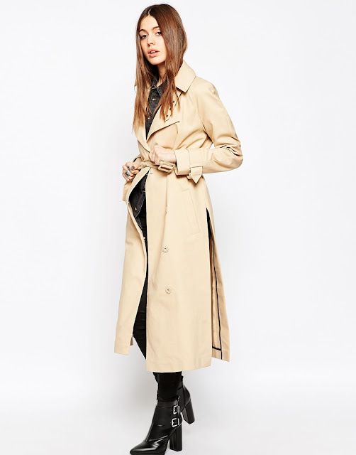 trenchcoat raglan sleeve,