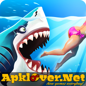 Hungry Shark World APK MOD