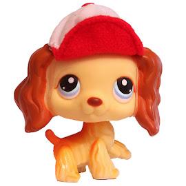 Littlest Pet Shop Collectible Pets Spaniel (#298) Pet