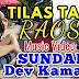 Lirik Lagu Sundanis - Tilas Tapi Raos (feat. Dev Kamaco)