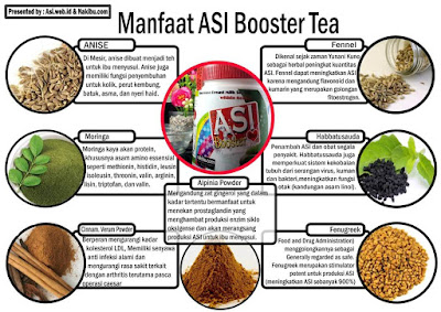 manfaat asi booster tea