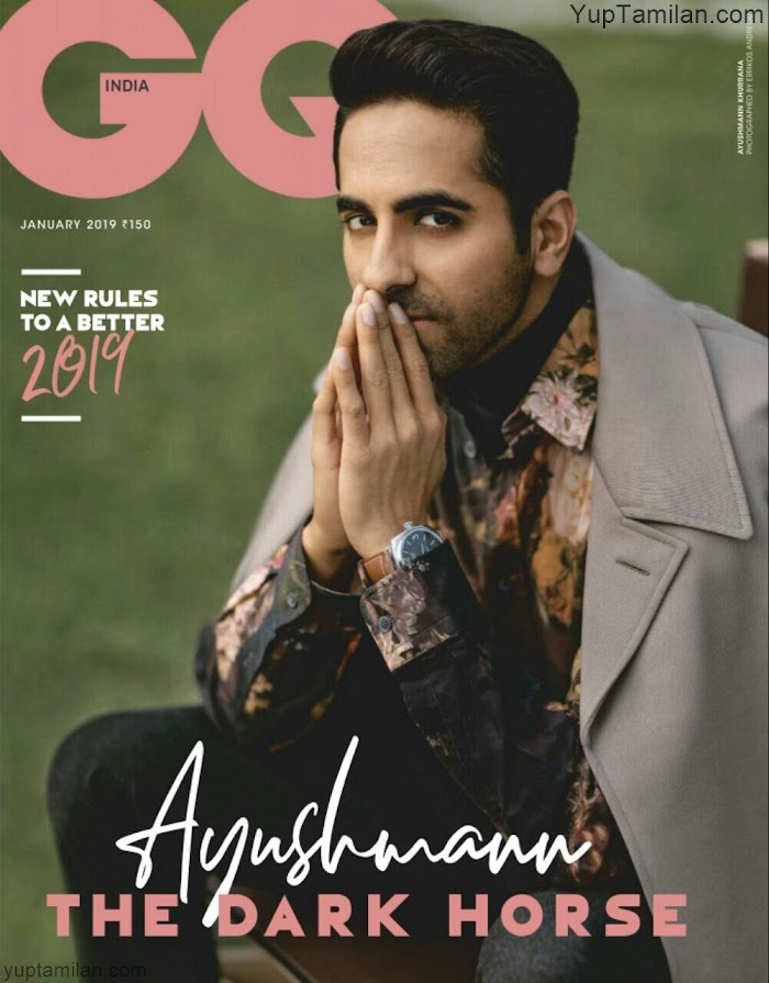 GQ India Magazine January 2019 Download PDF
