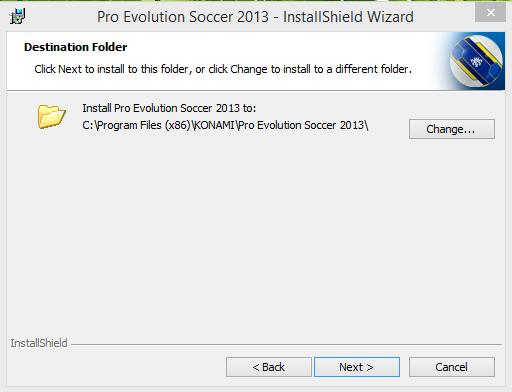 Cara Install PES 2013+ di Komputer atau Laptop Lengkap 5