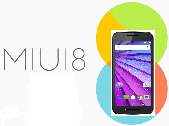 How To Install MIUI 8 On Moto G 2015