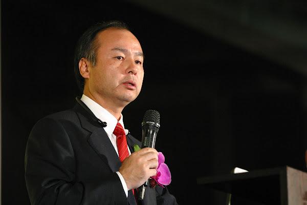 軟銀CEO孫正義