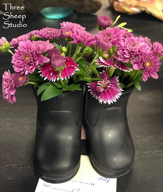 Flowers from the Manheim Farm Show