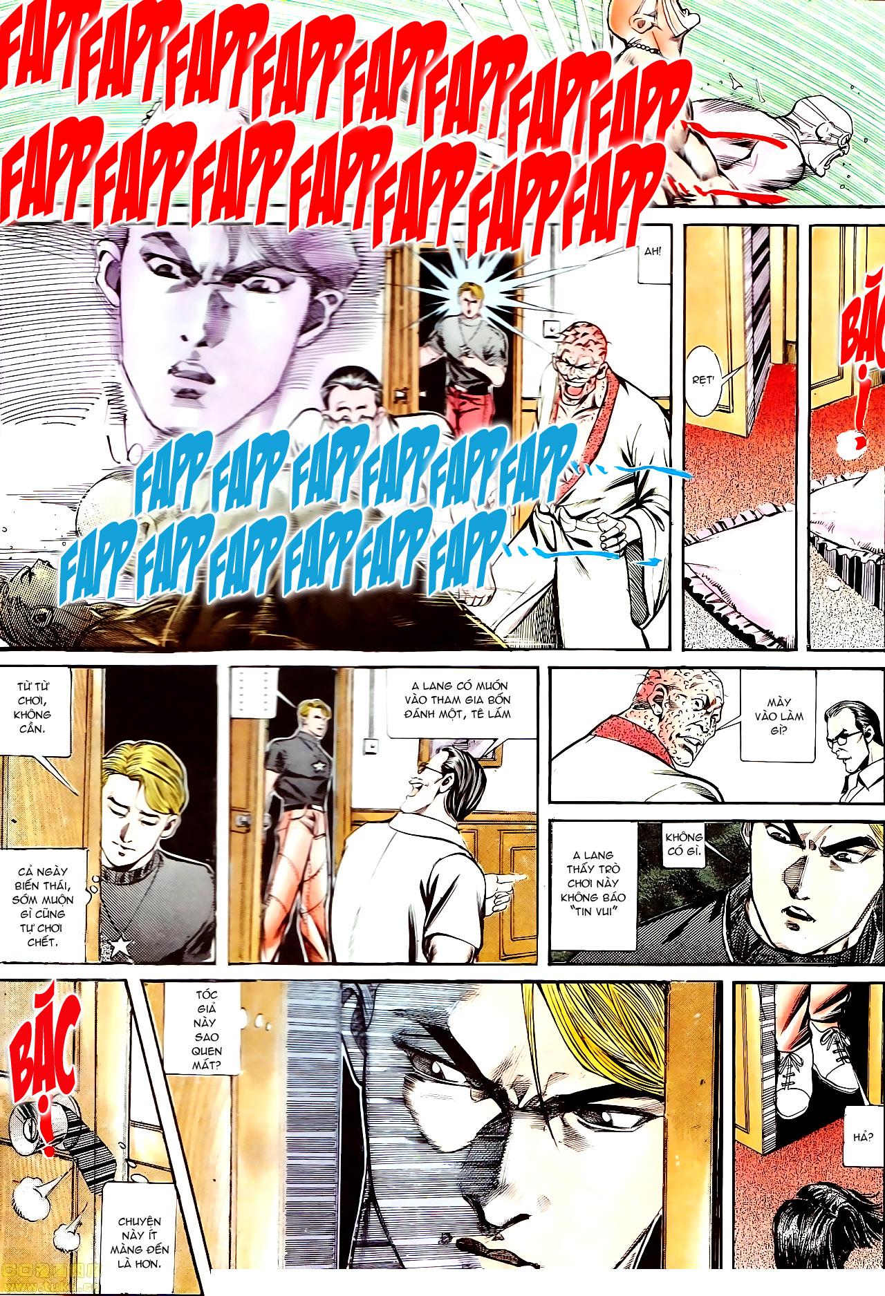 Người Trong Giang Hồ chapter 137: yêu nhất là ai trang 23