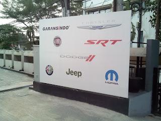 Mendapat tugas Traning Service Advisor Skill di Garansindo Pondok Indah Jakarta Selatan