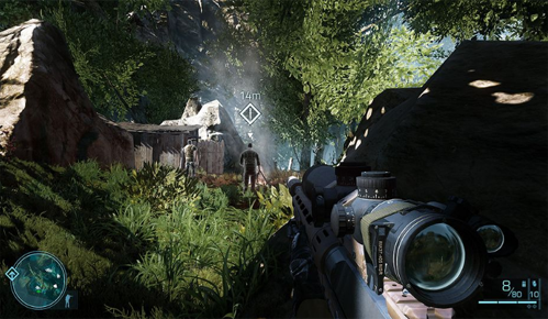 Game Sniper Ghost Warrior 2 Free Download For PC