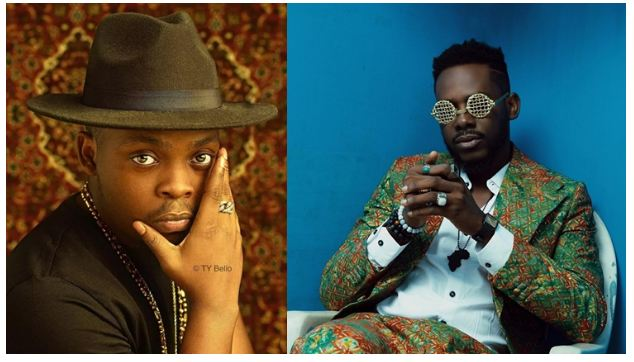 Olamide and Adekunle Gold Part Ways as..... (See Shocking Details)
