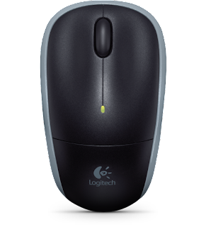 Logitech-wireless-Mouse