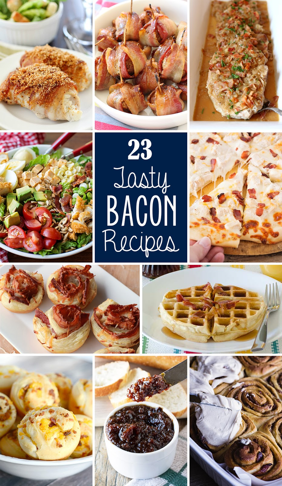 Celebrate International Bacon Day with 23 delicious bacon recipes from your favorite food bloggers!