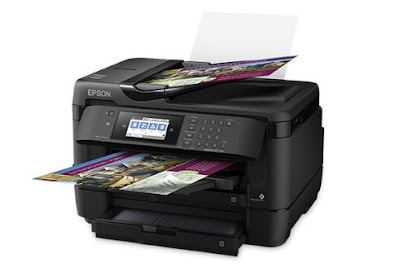Printer Epson WorkForce WF-7720 Review - Free Download Driver