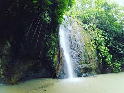 Wisata air terjun Lampung