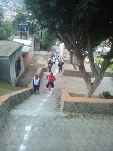 Carreras Tlaxcala Towerrunning