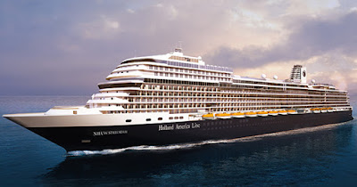 Holland America's New Nieuw Statendam to Debut in 2018 - On Sale Now!
