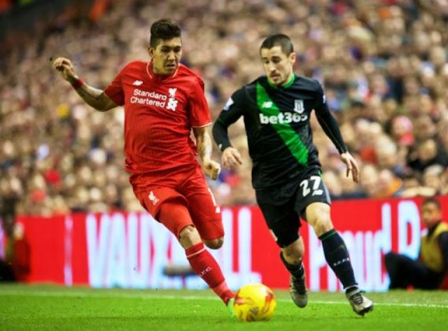 Prediksi Liverpool vs Stoke City Liga Inggris