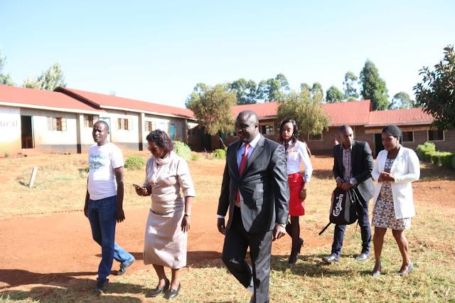 Meru Sub-county Admin Mwiti Kathendu