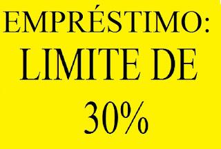 Empréstimo consignado: limite de 30%, sem direito a indenização por danos morais