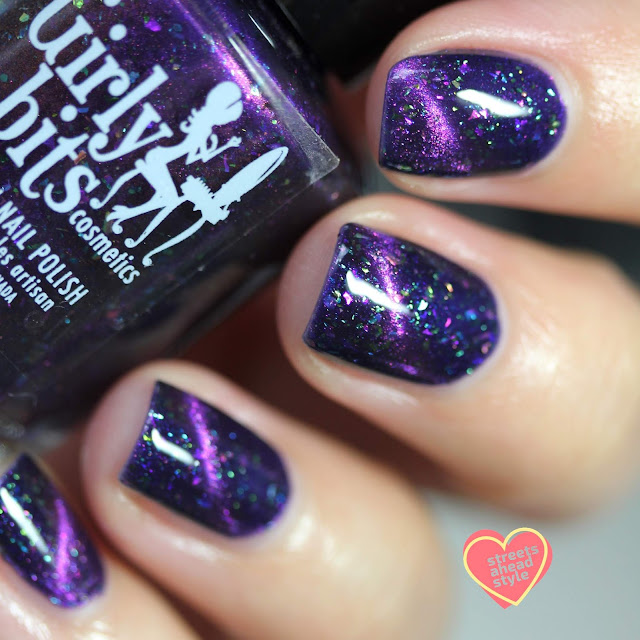 Girly Bits Cosmetics Remember My Name swatch by Streets Ahead Style