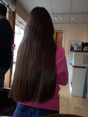Little Princesses Hair Donation