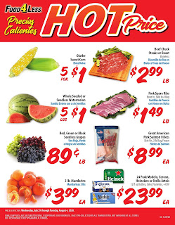 ⭐ Food 4 Less Ad 8/5/20 ⭐ Food 4 Less Weekly Ad August 5 2020