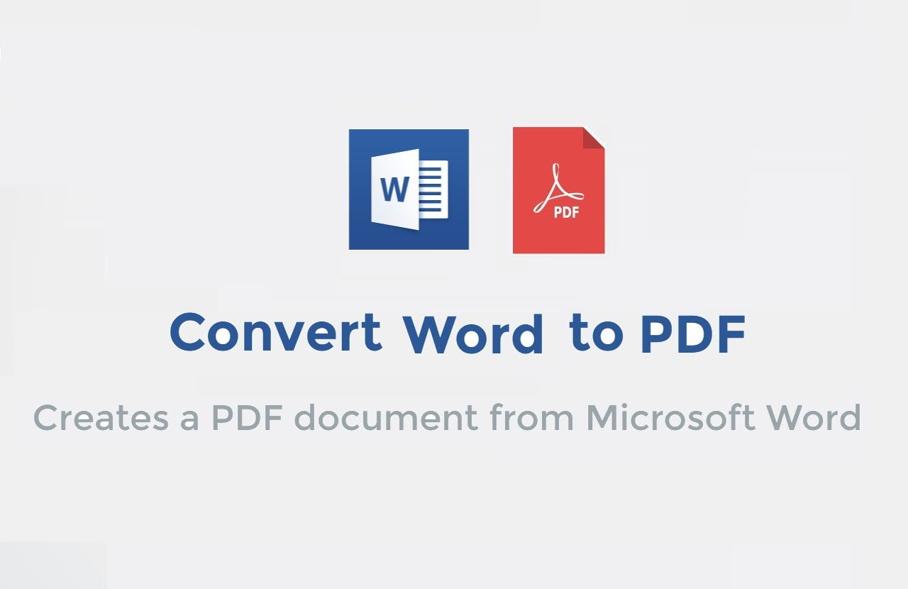 How to Convert Microsoft Word to PDF Complete Guide - PDF CAT