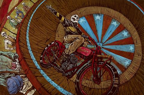 Musings Of A Motorcycle Aficionado........: Art by David ...