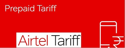 Airtel, Plans, Recharge, Free Recharge, Tariff