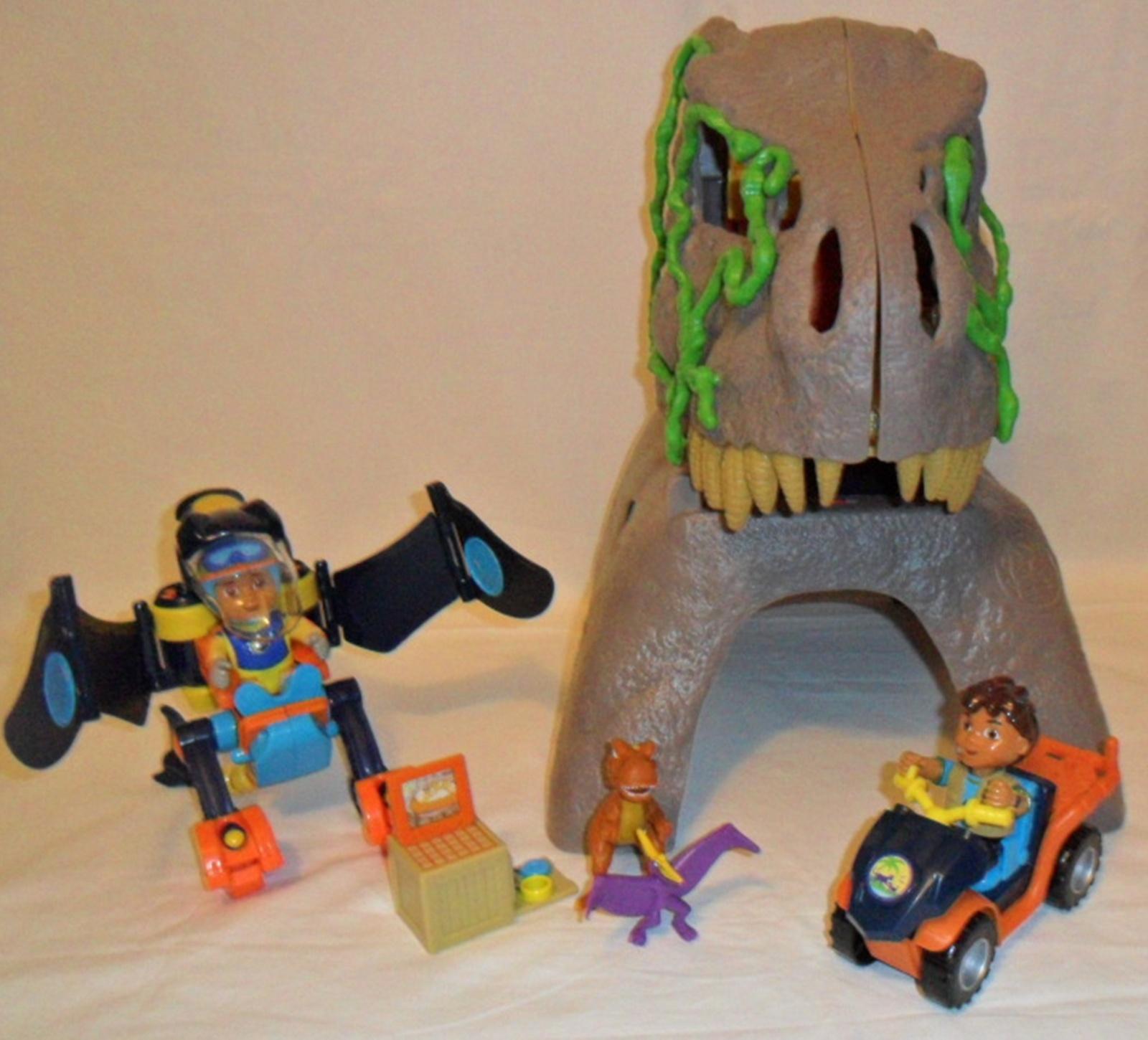 Diego Dinosaur Toys 107
