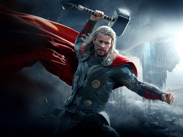 thor Most Powerful Superheroes की list में number 5 पर है