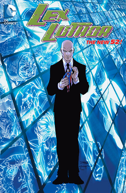 lex luthor dc comics new 52