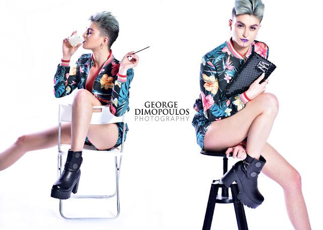 George Dimopoulos Fashion Photography Φωτογραφος Μοδας Γιωργος Δημοπουλος