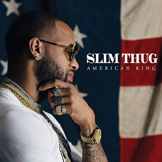 Slim Thug - Hogg Life Vol. 4: American King (2016) - Album Download, Itunes Cover, Official Cover, Album CD Cover Art, Tracklist
