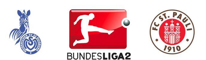แทงบอลออนไลน์ วิเคราะห์บอล ลีกา 2 เยอรมัน : ดุ๊ยส์บวร์ก vs ซังต์ เพาลี