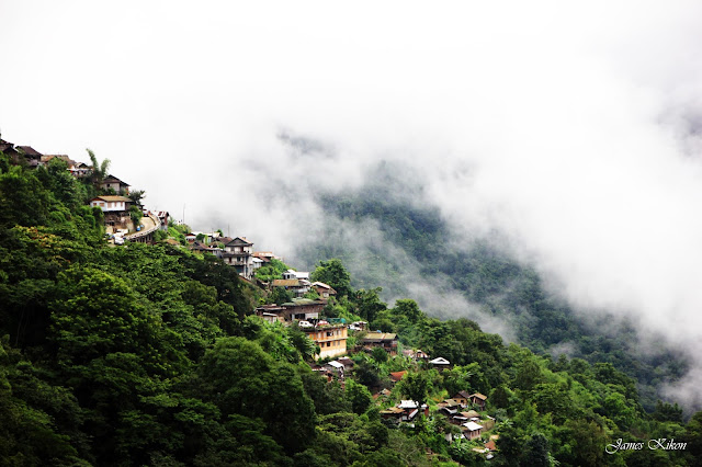 Khonoma Village Green Village in Nagaland