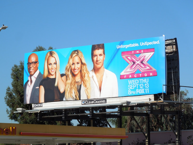 X Factor USA season 2 billboard