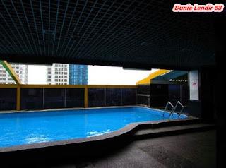 Swimming Pool fashion spa