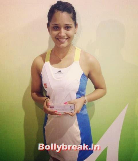 Dipika Pallikal, Check out India's 10 Hottest sports women