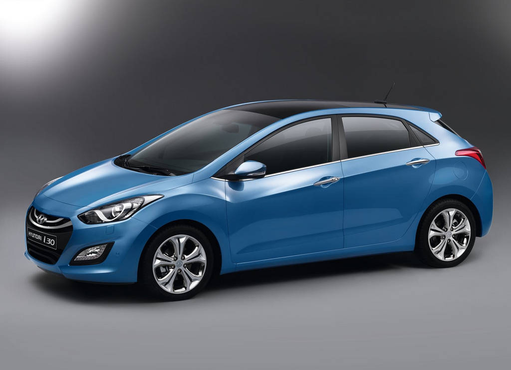 hyundai i30 car wallpapers 2013 all the auto world. Black Bedroom Furniture Sets. Home Design Ideas