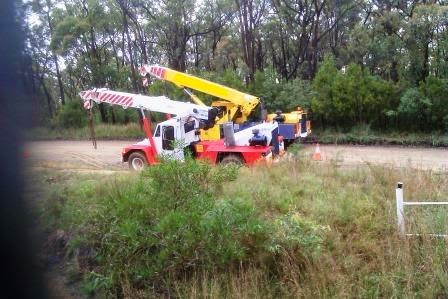 Licence to operate pick and carry - Merlo, Manitou, Dieci
